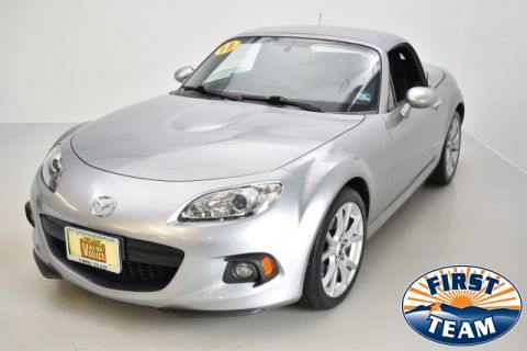 Pre-Owned 2013 Mazda Miata PRHT Grand Touring